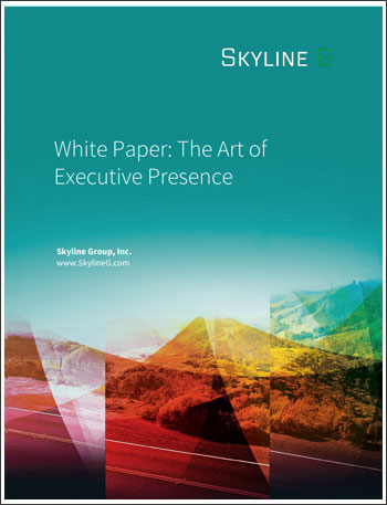 The Art of Executive Presence