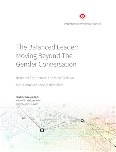 The Balanced Leader: Moving Beyond the Gender Conversation