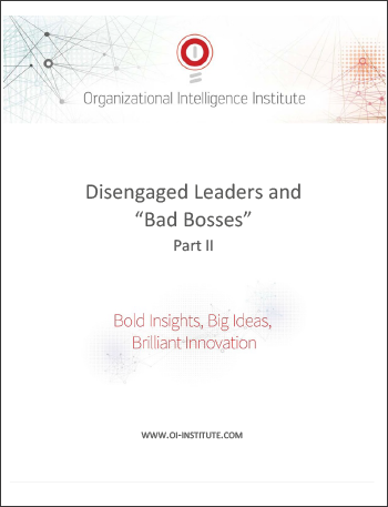 Disengaged Leaders and