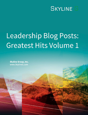 Concise, actionable leadership best practices: Leadership Blog Posts Greatest Hits Volume 1